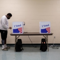 African American voters overwhelmingly back Democrats in U.S. elections, and their turnout will be crucial to the party's efforts to elect Joe Biden and recapture control of the U.S. Senate. | REUTERS