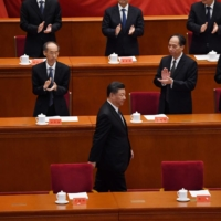 As the West stumbles, 'helmsman' Xi pushes an ambitious plan for China