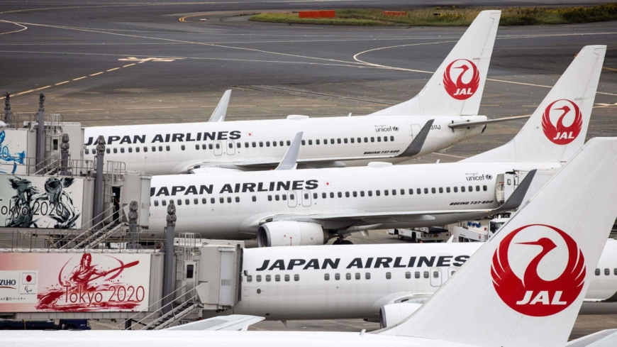JAL to post net loss of up to ¥270 billion in fiscal 2020 as pandemic bites