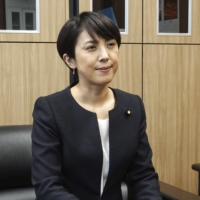 Shizuka Terata said she voted for Takae Ito because she admired her fellow politician for being able to clearly set forward her views. | KYODO