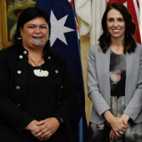 Diverse New Zealand Cabinet includes tattooed Maori foreign minister and gay deputy PM