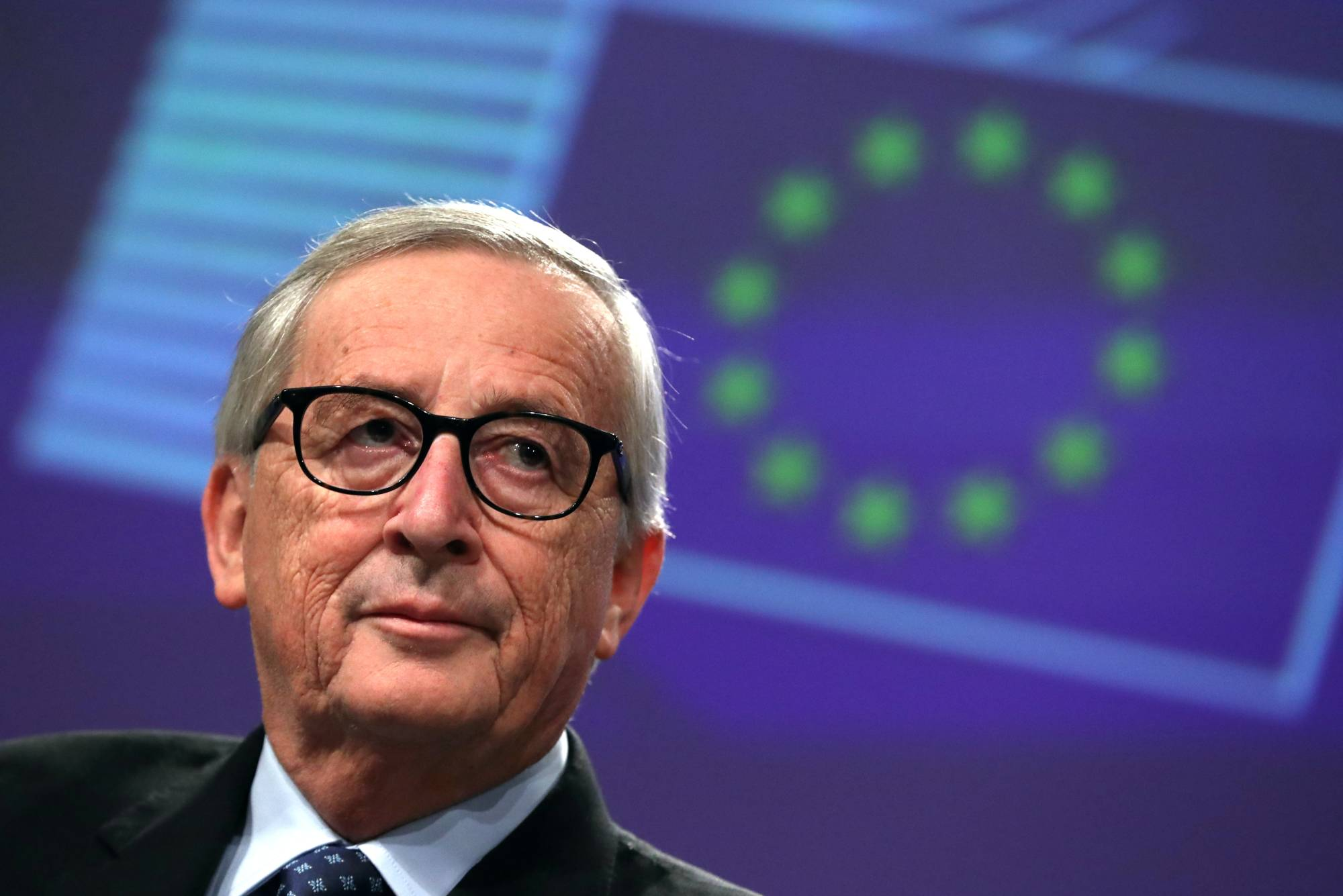 Former President of the European Commission Jean-Claude Juncker will receive the Grand Cordon of the Order of the Rising Sun. | REUTERS