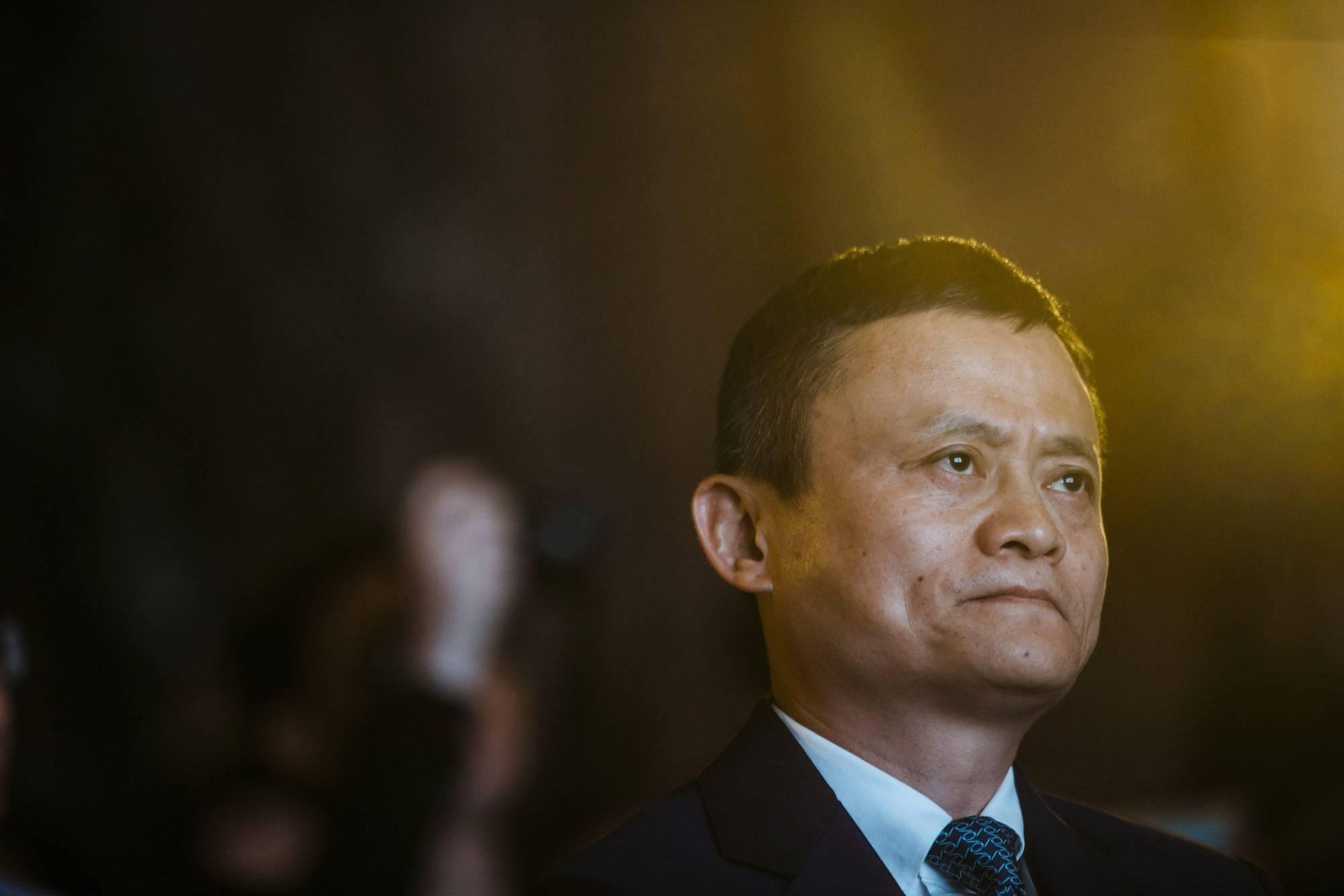 Jack Ma, one of China's most powerful businessmen, was summoned to a rare joint meeting on Monday with the country's central bank and three other top financial regulators. | BLOOMBERG