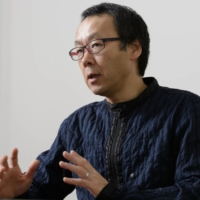 Yoshiharu Hoshino, president of Hoshino Resort Inc., says creating a crisis-resilient business model is important in the post-pandemic era. | BLOOMBERG