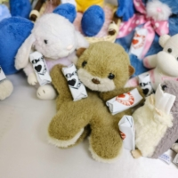 Natsumi Clinic posts images of the toys it is treating online, so owners can keep track of their beloved animals' progress. | AFP-JIJI