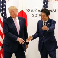 International disorder: Post-election realities for Japan and allies of the U.S.