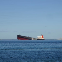 Ship owner says Mauritius oil cleanup mostly over by January