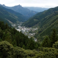 Because two-thirds of Japan's land is covered with mountains and forests, the country is limited in its ability to find plenty of optimum places for solar and wind farms. | REUTERS