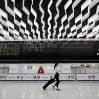 In 2019, China accounted for the largest number of foreign visitors to Japan, with some 9.59 million people, including about 370,000 for business, according to data from the Japan National Tourism Organization. | REUTERS