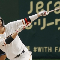 Hayato Sakamoto becomes 53rd player to reach 2,000 hits in Japan
