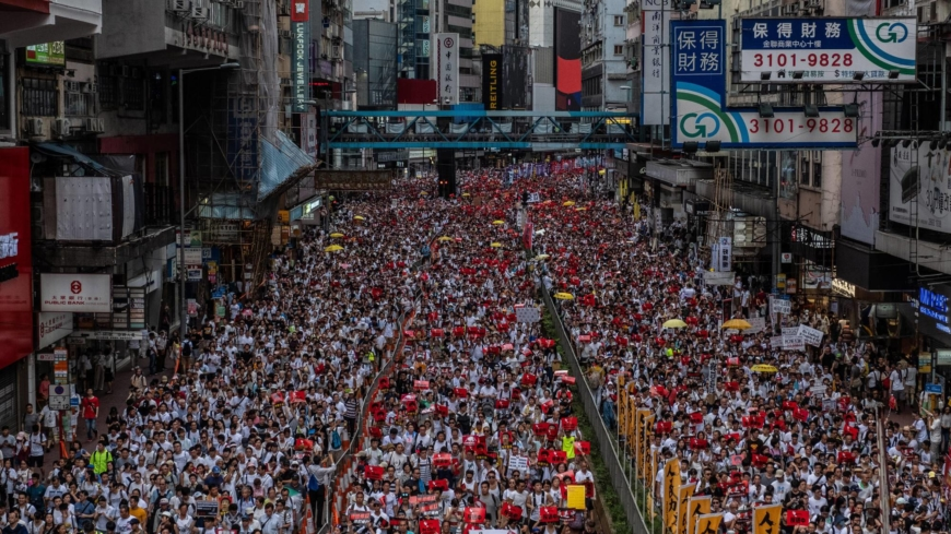 How the dream of Hong Kong democracy was dimmed