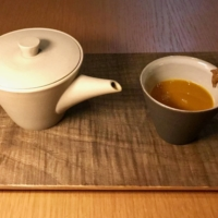 Opening potage: The Upper's initial menu opened with a carp soup, a fish from head chef Toru Tokushima's home prefecture. | ROBBIE SWINNERTON