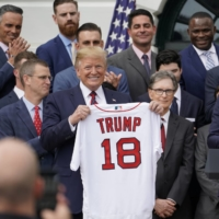 Sports at White House will remain changed, even with new president