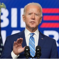 President Donald Trump and Democratic presidential nominee Joe Biden have both claimed victory in the U.S. election. | REUTERS