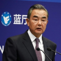 China's foreign minister likely to visit Japan in late November