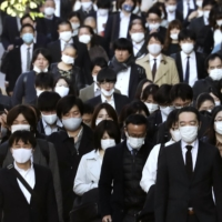 Google is now offering forecasts of the spread of the new coronavirus in Japan. | AP