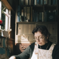 Traditional lacquerware artist Suzanne Ross at work in Ishikawa Prefecture | COURTESY OF SUZANNE ROSS