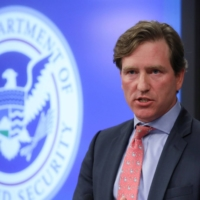 Christopher Krebs was nominated in 2018 as the first director of the Cybersecurity and Infrastructure Agency. | REUTERS