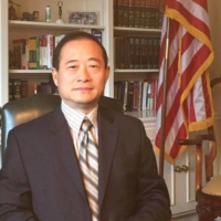 Cliff Li, executive director of the National Committee of Asian American Republicans. | COURTESY OF CLIFF LI / VIA KYODO