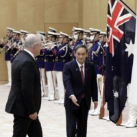 China raps Japan-Australia summit over 'groundless' accusations