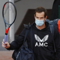 Three-time Grand Slam winner Andy Murray believes tennis players should be required to take coronavirus vaccines in order to participate in international tournaments. | REUTERS