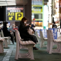 Tokyo saw its population reduce by 2,715 in October, marking the fourth straight month of net outflow. | REUTERS