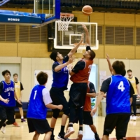 Pandemic throws wrench in Japan's plans on basketball court
