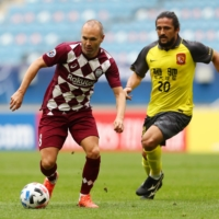 Vissel fall to Guangzhou Evergrande in first group-stage loss