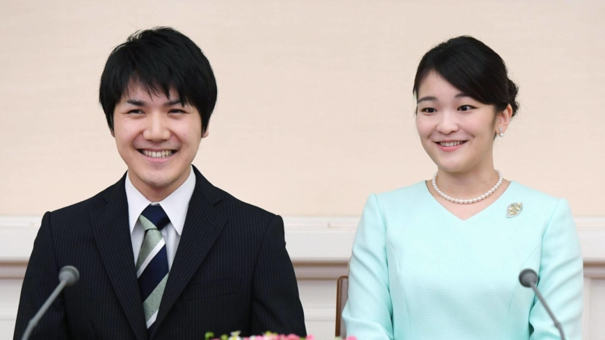 Japan crown prince 'approves' of daughter's plan to marry but says financial issue must be resolved