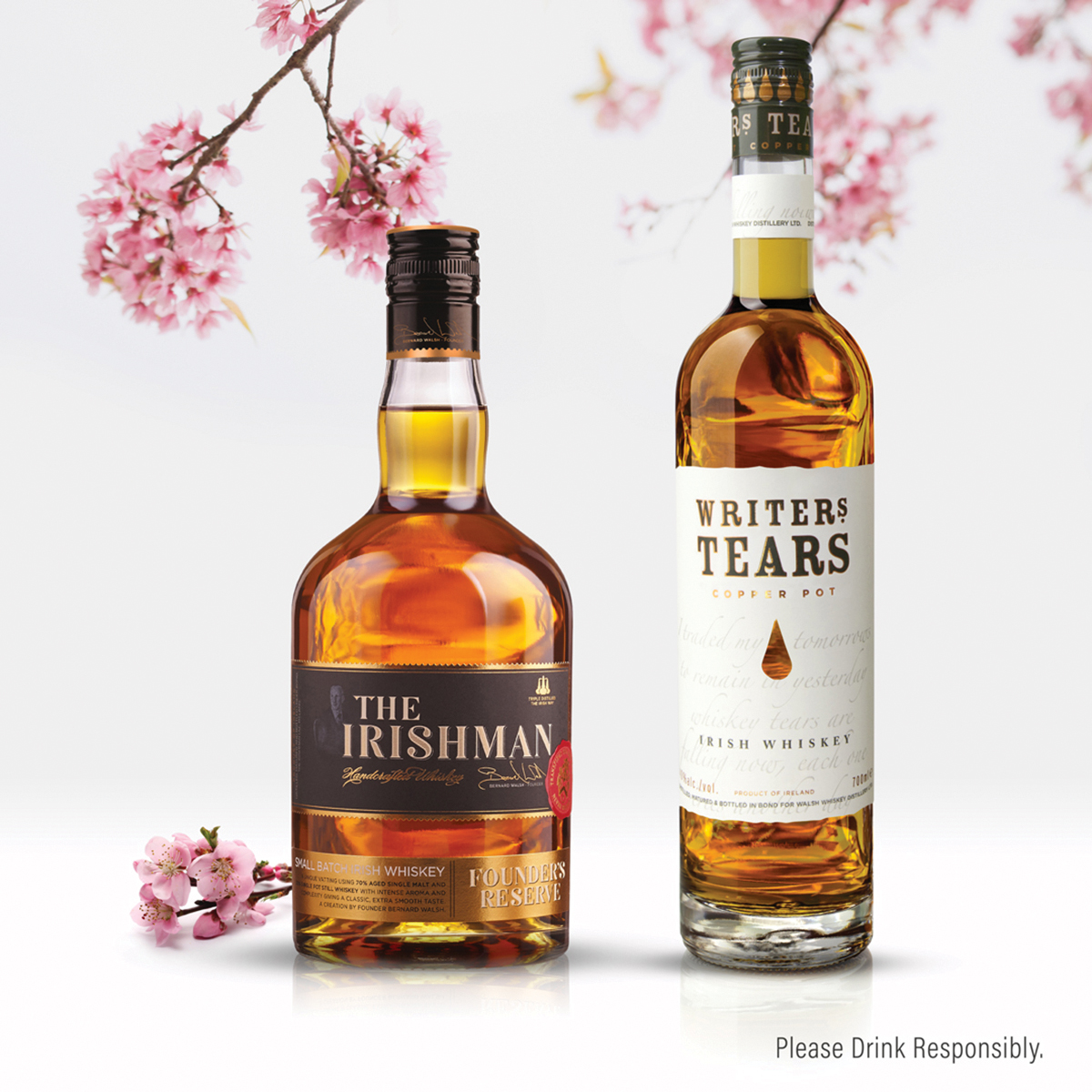 A newcomer in the industry, Walsh has made huge waves in Japan and the rest of the world. | © WALSH WHISKEY