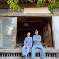 Laura Blackhall and Ichi Hatano decided they need a change after both of them saw their businesses struggle during the pandemic. So, they decided to buy an abandoned house in the country. | COURTESY OF LAURA BLACKHALL