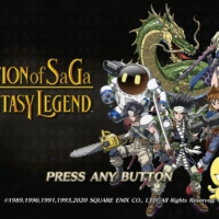 Longstanding success: Collection of SaGa Final Fantasy Legend marks the SaGa series' 30th anniversary. | © 1989, 1990, 1991, 1993, 2020 SQUARE ENIX CO., LTD. ALL RIGHTS RESERVED.