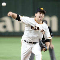 Giants ace Tomoyuki Sugano asks club to post him to majors