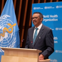 Tedros Adhanom Ghebreyesus | WHO / VIA REUTERS