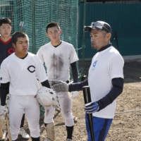 Ichiro Suzuki breaks new ground as high school coach