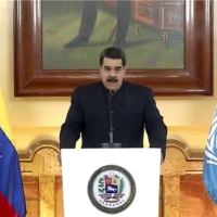 With no real opponents and widespread apathy ahead of Sunday's vote, the government of Nicolas Maduro could win between 190 and 230 of the 277 seats in the National Assembly, according to a Caracas-based political risk firm. | UNTV / VIA AP