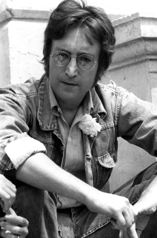 Musical icon: John Lennon's career was cut short 40 years ago, on Dec. 8, 1980, when he was shot dead in New York. | AFP