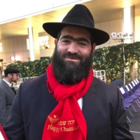Rabbi Shmuel Vishedsky: 'Hanukkah reminds people that miracles do happen'