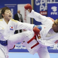 Karate elite await national championships after pandemic hiatus