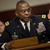 U.S. President-elect Joe Biden has chosen retired Gen. Lloyd Austin to head his Defense Department. | AFP-JIJI