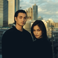 Dynamic duo: Josh (left) and Amy Dowdle make up the electronic pop band, Lastlings.  | JESSICA ALEECE