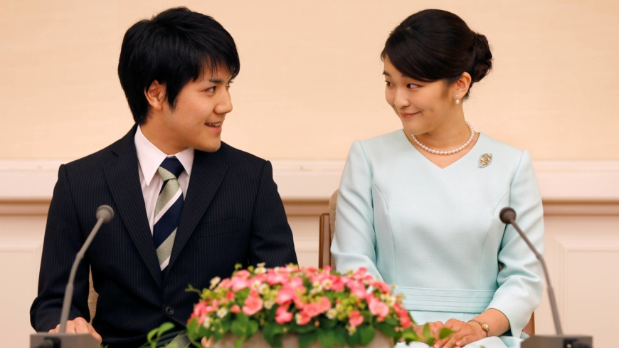 The public and private concerns of a princess in Japan