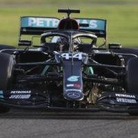 Lewis Hamilton excited to be back after recovering from COVID-19