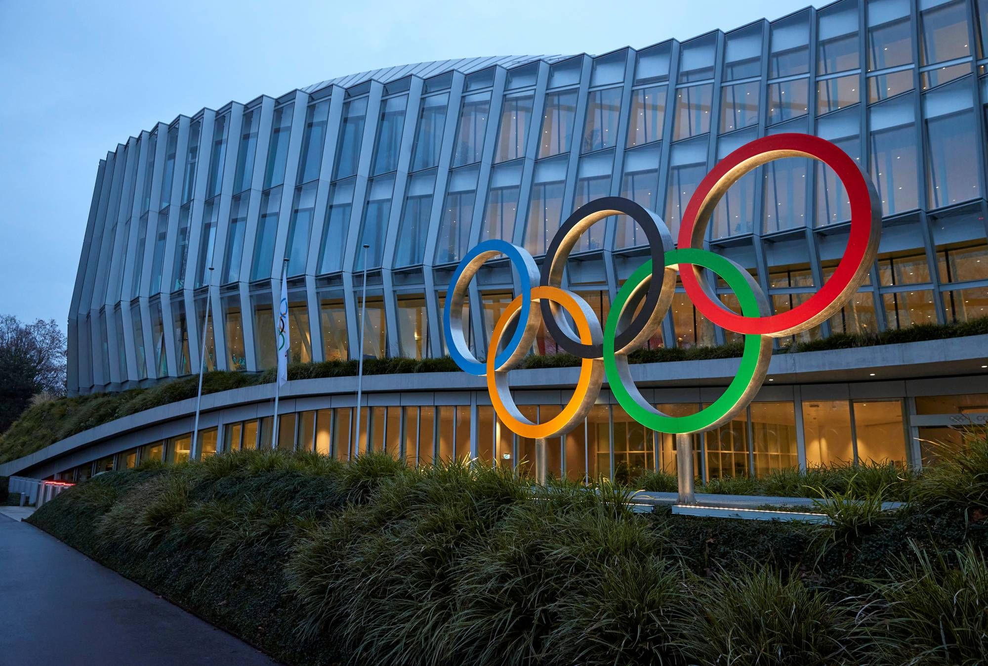 The Olympic Summit convened on Saturday to express support of next summer's Tokyo Olympics. | REUTERS