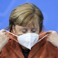 Merkel orders Germany into hard lockdown as infections swell