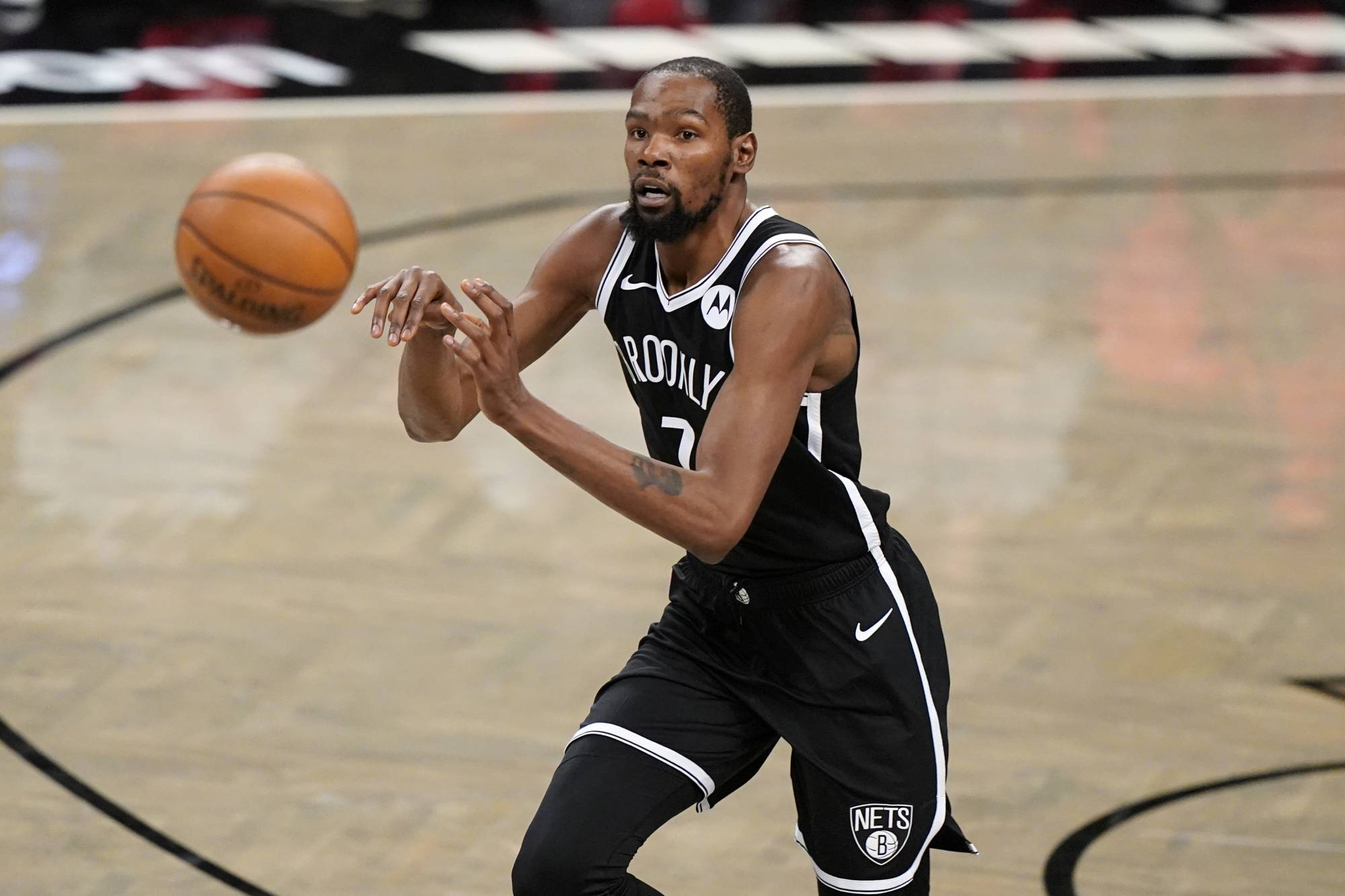 Explosive Kevin Durant Scores 15 In Preseason Debut With Nets The Japan Times