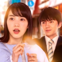 Inner voice: In 'Hold Me Back,' Non (left) plays a lonely and insecure woman who talks to an advisor in her head that she calls 'A' about her love life, including her crush on her neighbor (Kento Hayashi).  | © 2020 'HOLD ME BACK' FILM PARTNERS