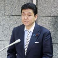 Japan strongly supports German warship dispatch plan