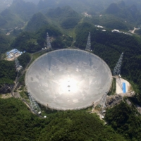 With world's largest radio telescope, China aims to attract international researchers