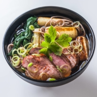 This is the quintessential Japanese noodle dish you should eat over new year
